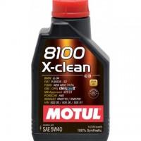 Motul 8100 X-clean 5w40 (С3)