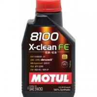Motul 8100 X-clean FE 5w30
