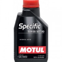Motul Specific VW 504.00 507.00 5w30