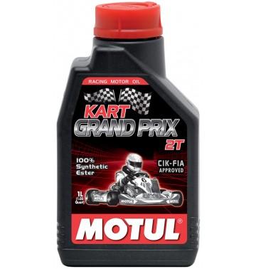 Фото - Motul Kart Grand Prix 2T. Артикул 303001