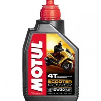Motul 4T Scooter Power 10W30