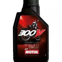 Motul 300V 4T FACTORY LINE OFF ROAD 5w40