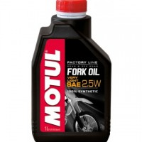 Motul Fork Oil very light Factory Line 2.5w