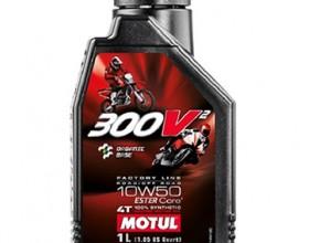 Новое инновационное масло от Motul -   MOTUL 300V² 10W50